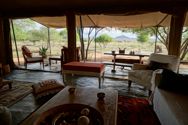Tumaren Camp 2 Day Walking Safari - A shorter walking safari from the comforts of Tumaren camp while also enjoying all activities available for a longer stay.
