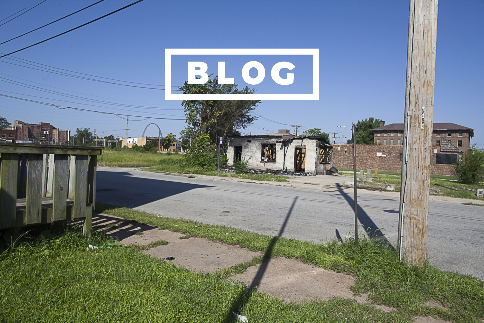 Detained in East Saint Louis - March 6, 2019East Saint Louis is in Illinois, just across the Mississippi River from the Saint Louis of Gateway Arch fame. It is a deflated, decaying former city, now more vacant than vibrant. Twice I traveled to the city to photograph it. Only once was I detained by police there. Read more…