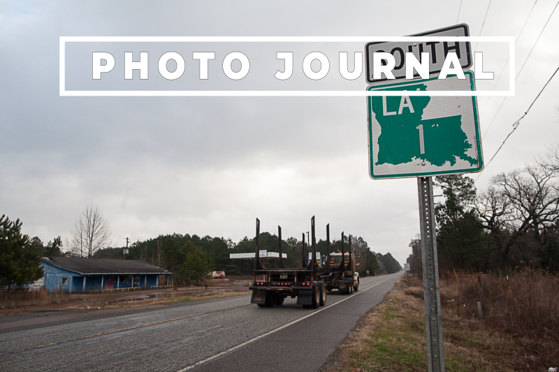 Louisiana Highway 1 (Part 1) - May 1, 2019Louisiana Highway 1 is to Louisiana what Broadway is the island of Manhattan: a top-left-to-bottom-right byway that traverses a number of neighborhoods of blurred boundaries. Starting in the northwest corner of Louisiana, a tail end of Texas cowboy culture yields to a Louisiana inflected south and seamlessly merges into the distinctive Cajun bayou. This Photo Journal presents the first half of our travels on Highway 1, the northern half. Read more…