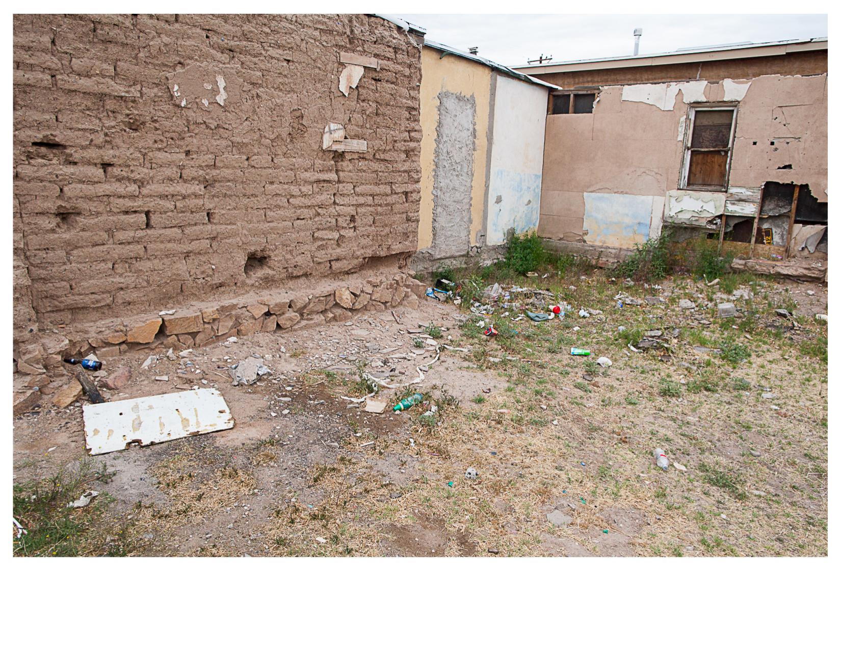 Empty Lot in El Segundo Bario, El Paso, TX