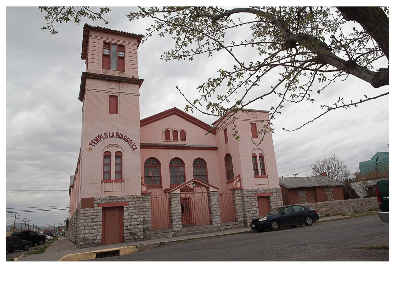 Evangelical Church, El Paso, TX
