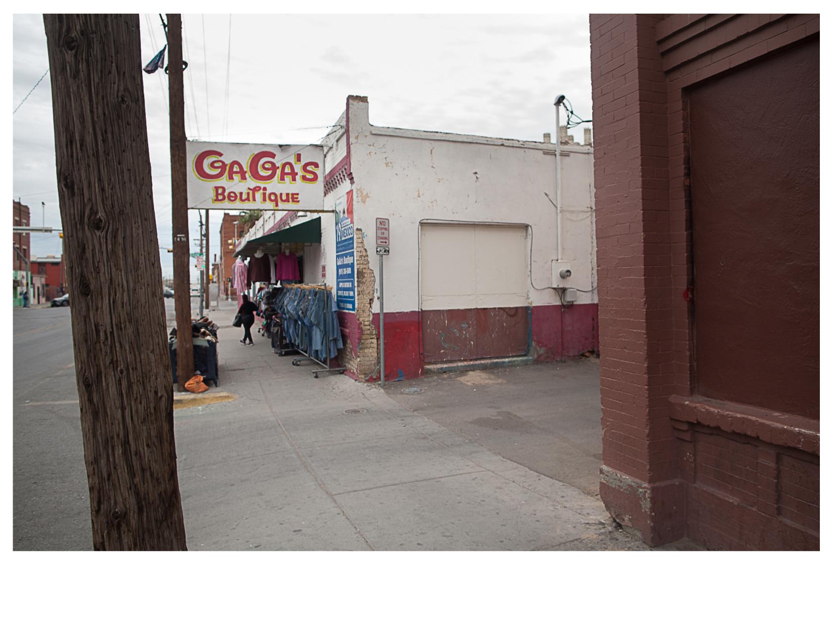 GaGa's Boutique, Chihuahuita, El Paso, TX