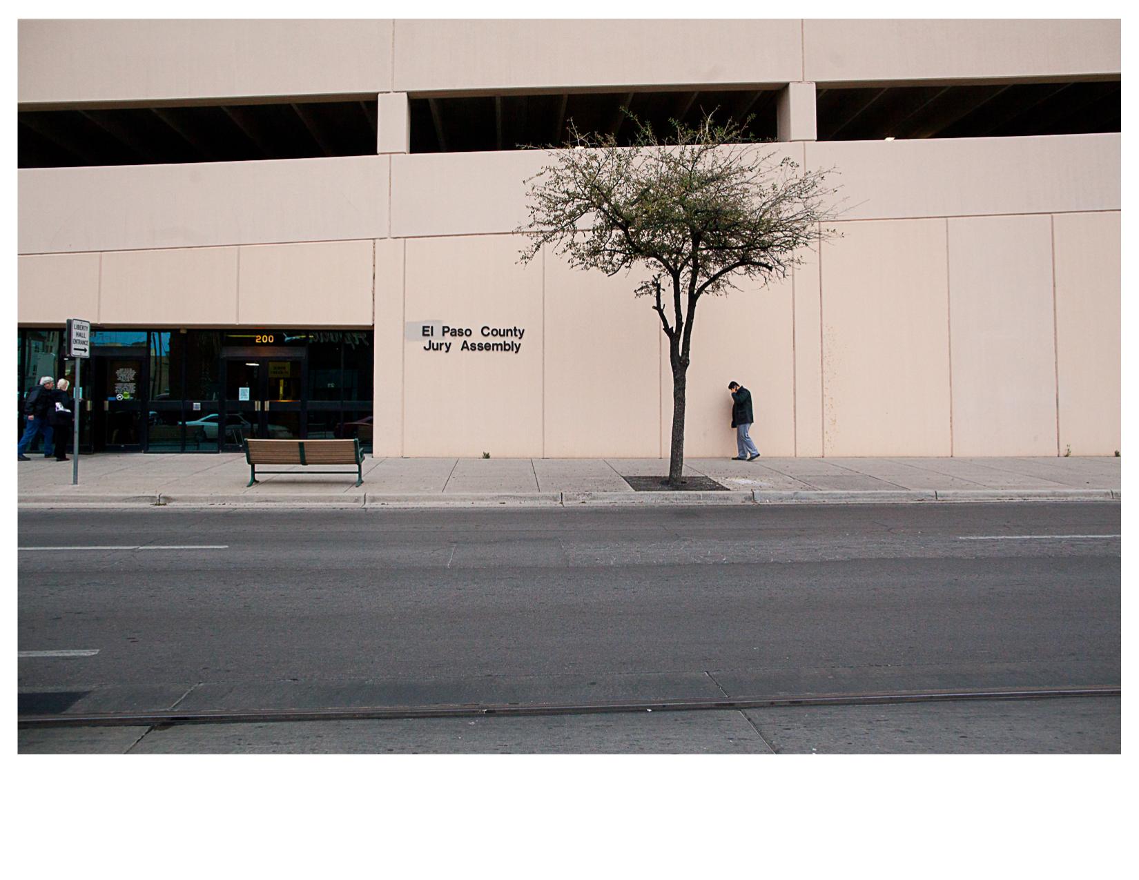 El Paso County Jury Assembly, El Paso, TX