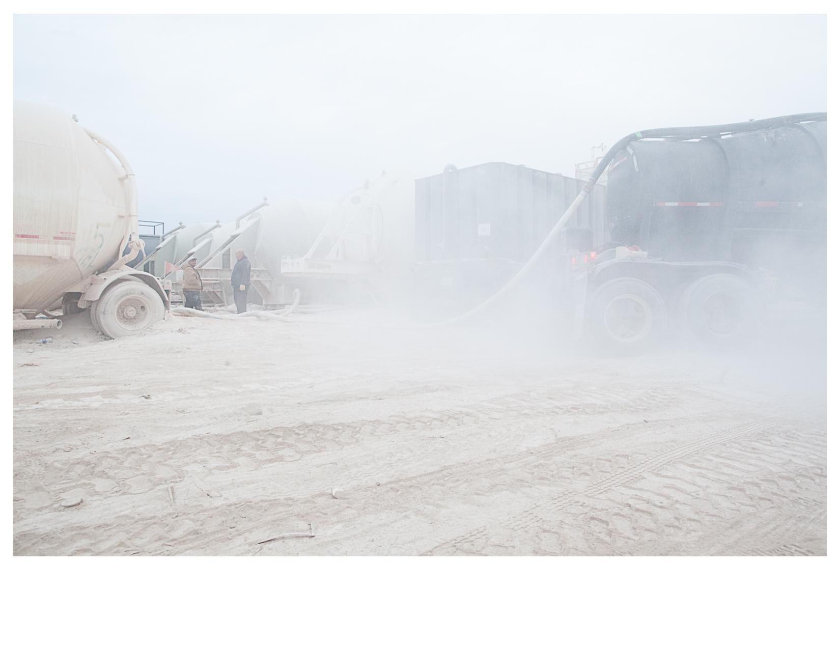 Oilfield Mud Plant, Pecos, TX