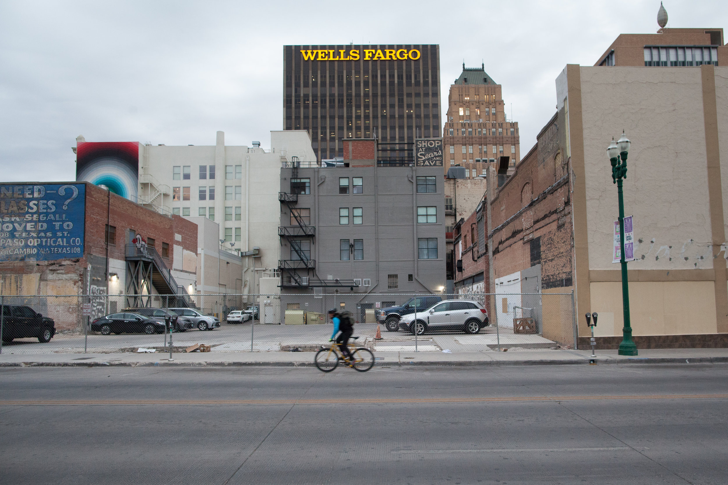 Issue No. 6 - August 10, 2019El Paso, TXSneak Peek: West Memphis, ARRoadside Assistance: Looking for suburban homes and office park officesA Photographer You Should Know: Tyler HicksThe Editor's Note: A Tale of Two El Paso's