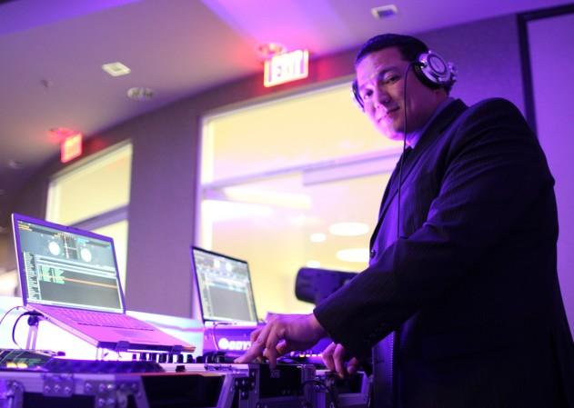 Corporate DJ Services -