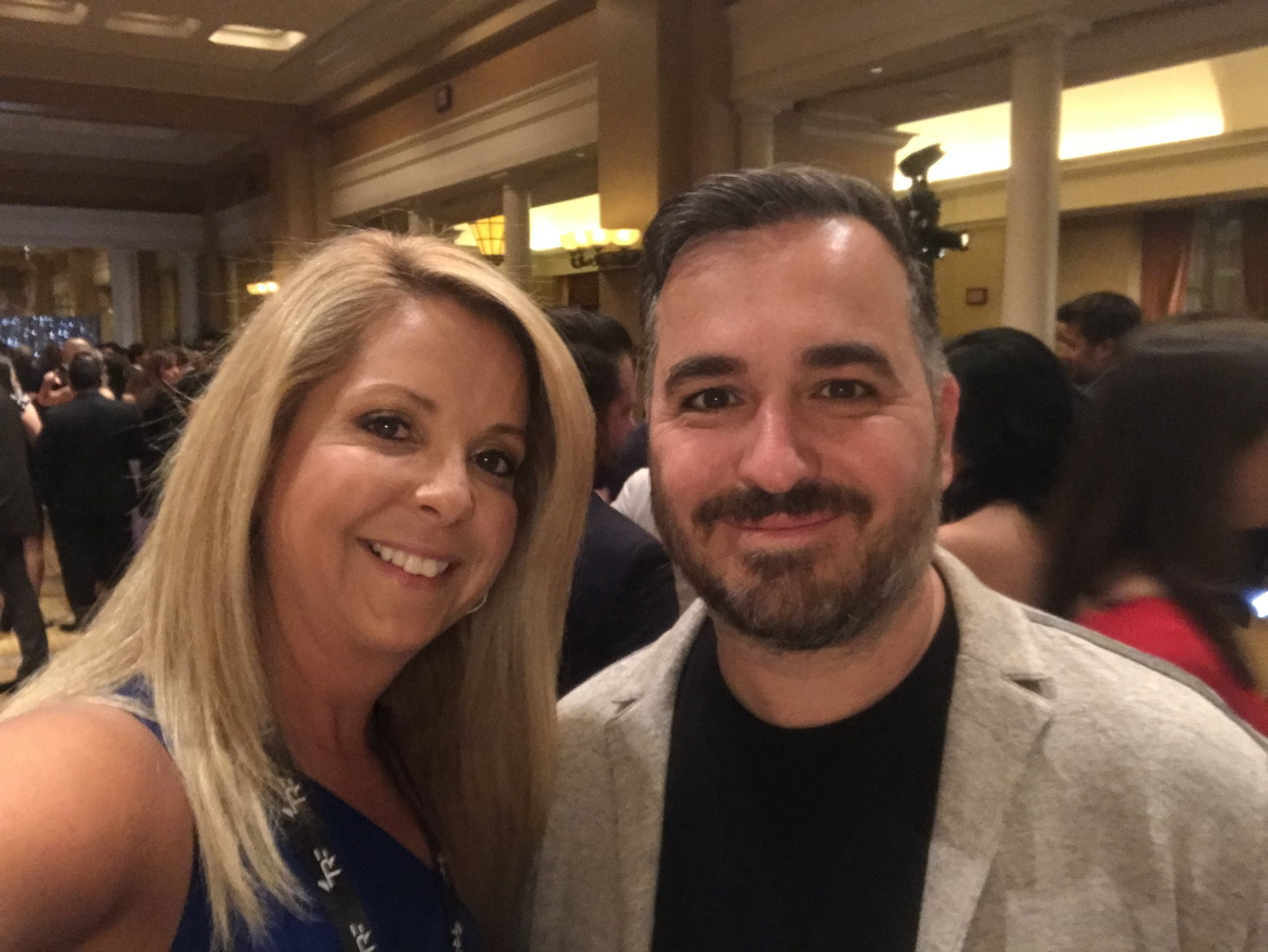 Brian Quinn of Impractical Jokers