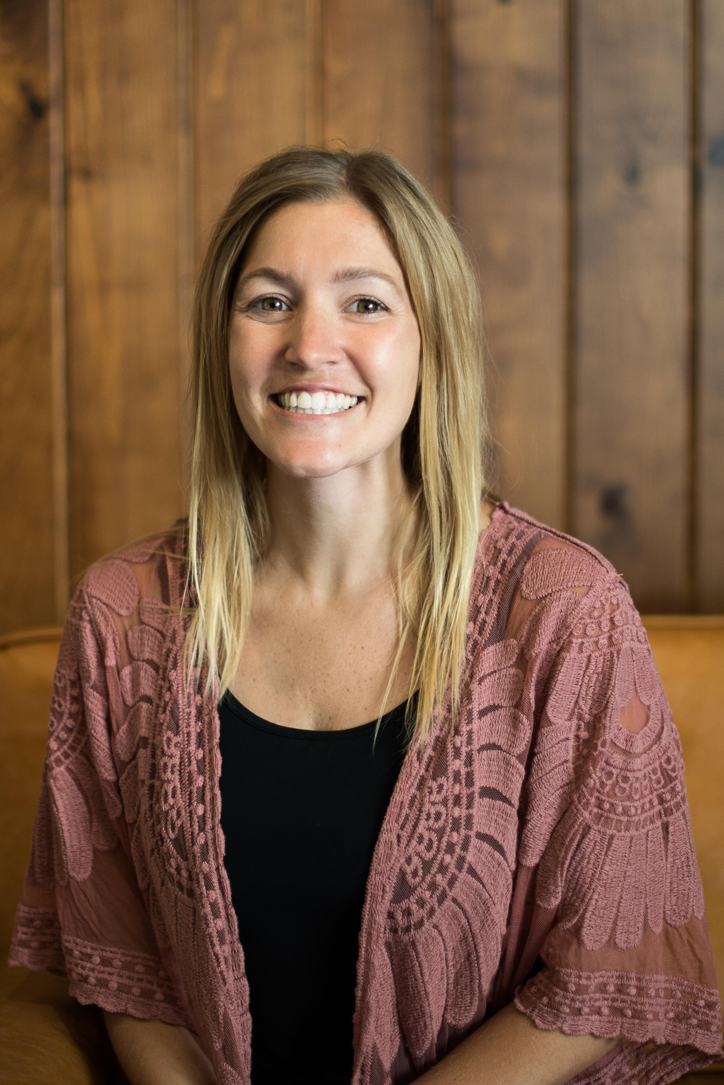 Pastor Holly Hart - Children's Ministry
