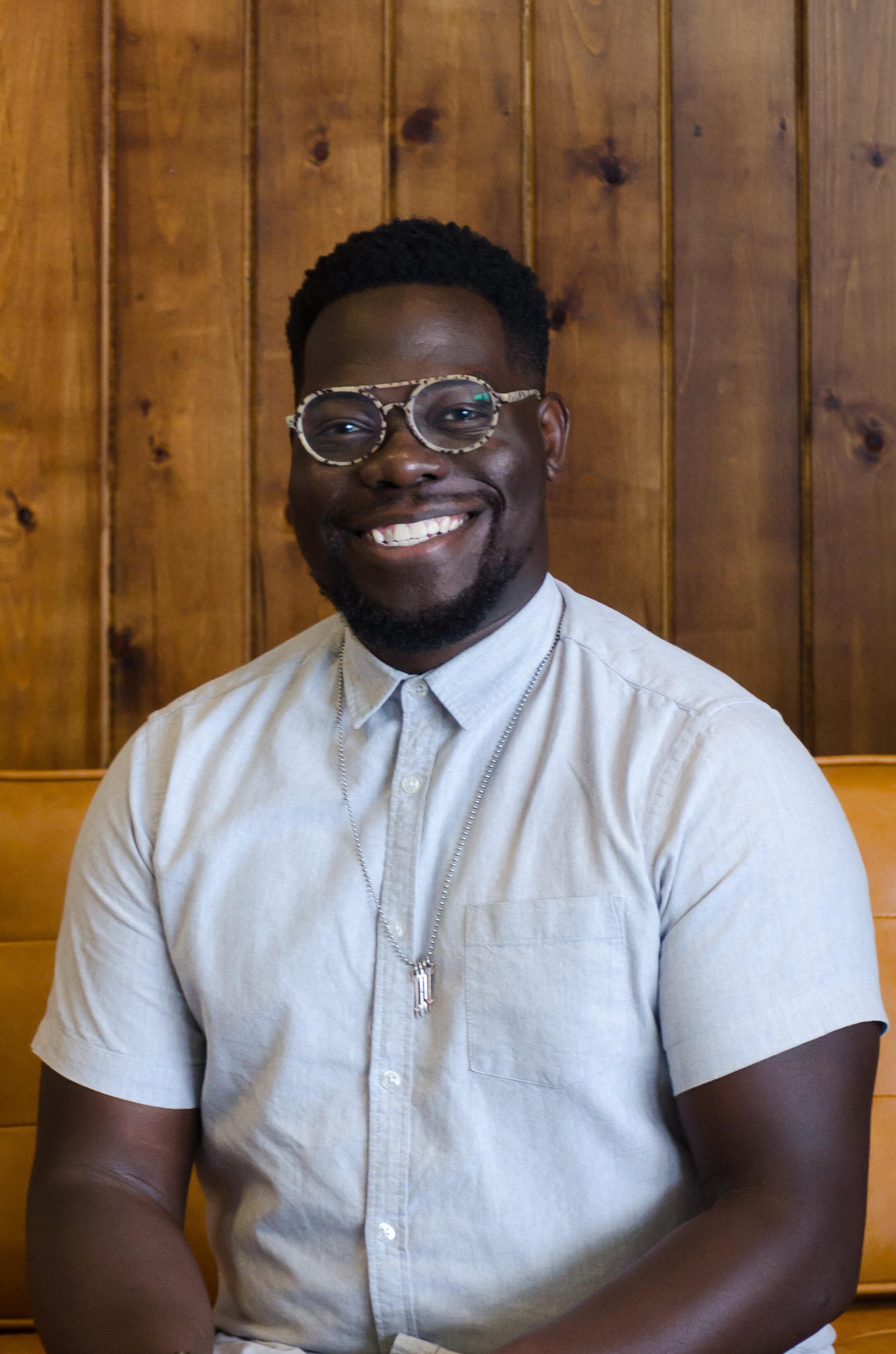 Pastor Will Saint-Ilme - Student Ministry