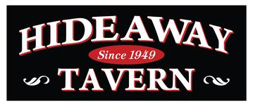 Women's Fall and Spring sponsor,  Hideaway Tavern