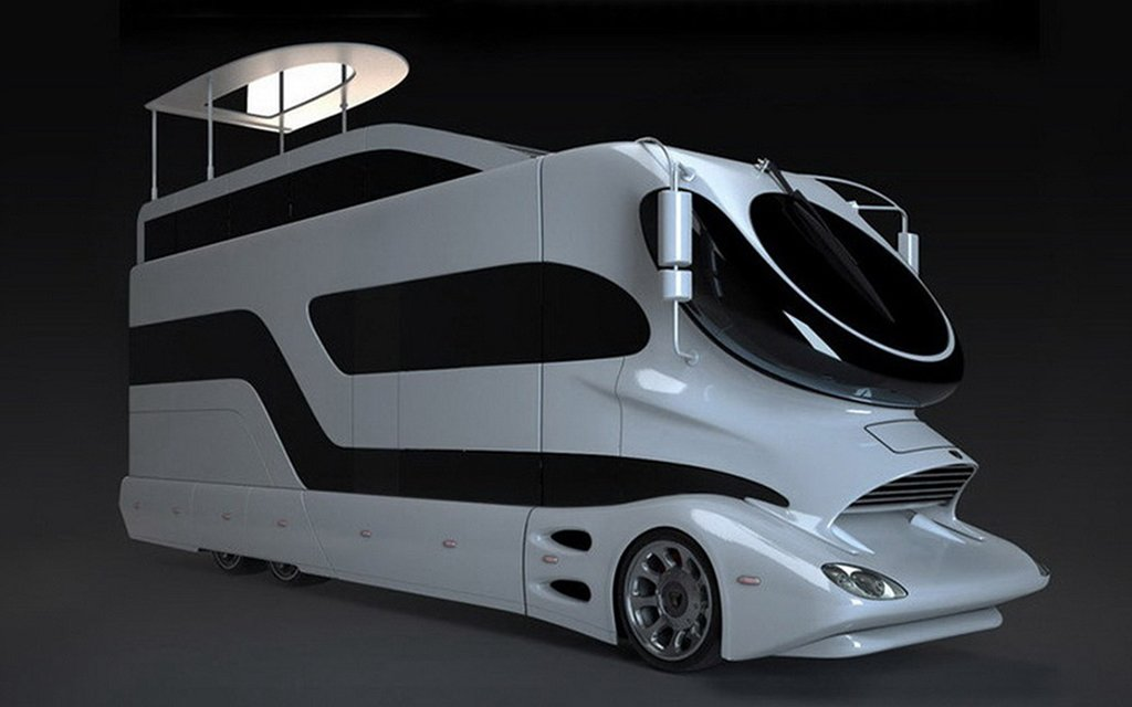 The Daily Dropout Most Expensive Rv