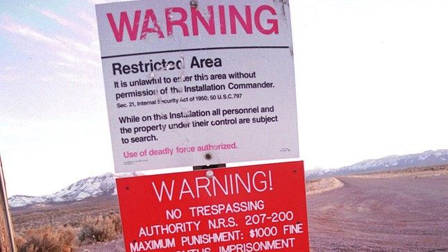 area 51 trespassing sign.jpg