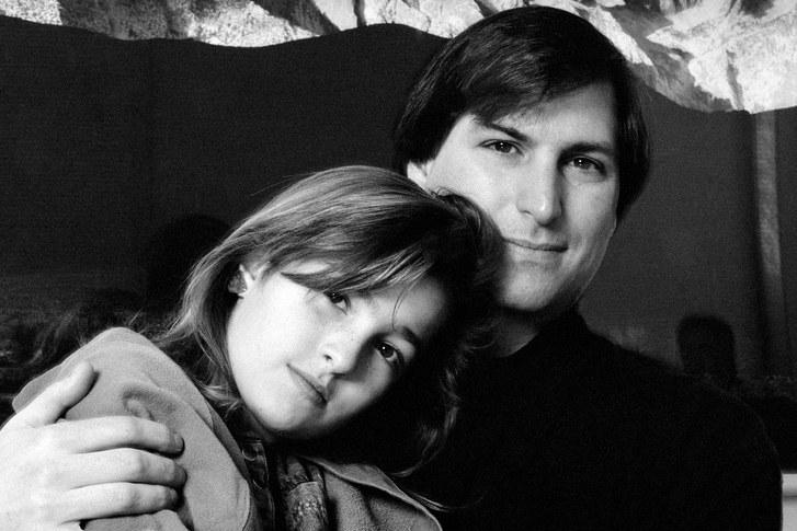 Steve and his daughter Lisa.