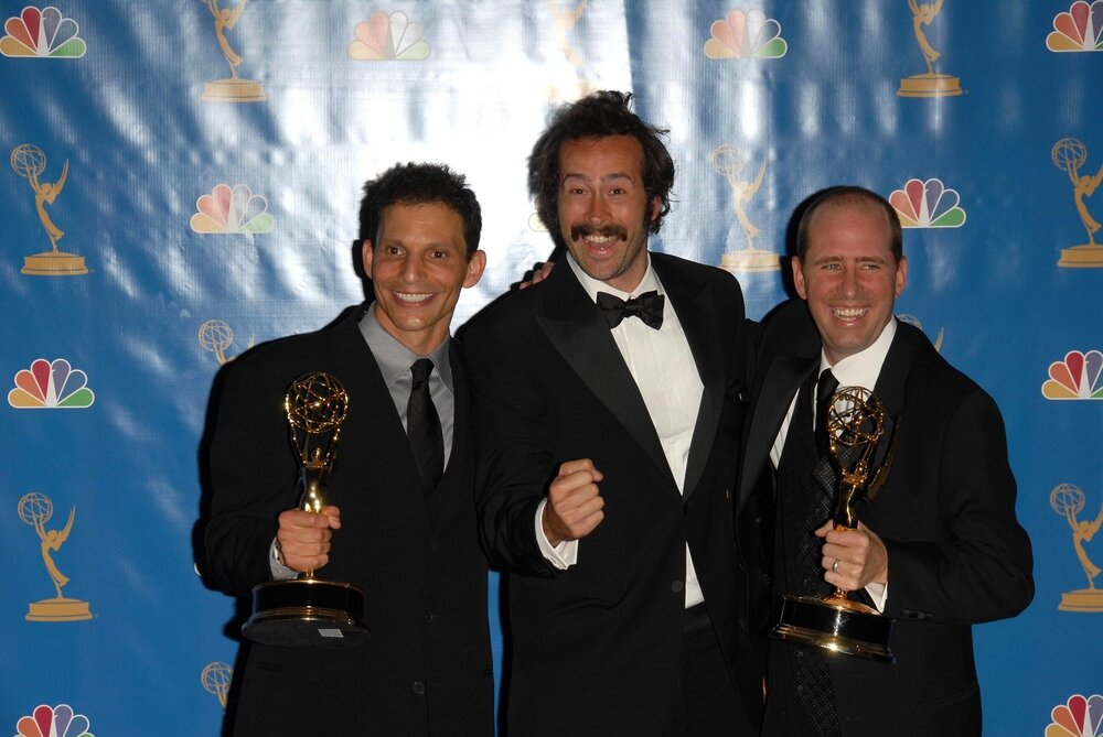 Jason Lee in the middle.