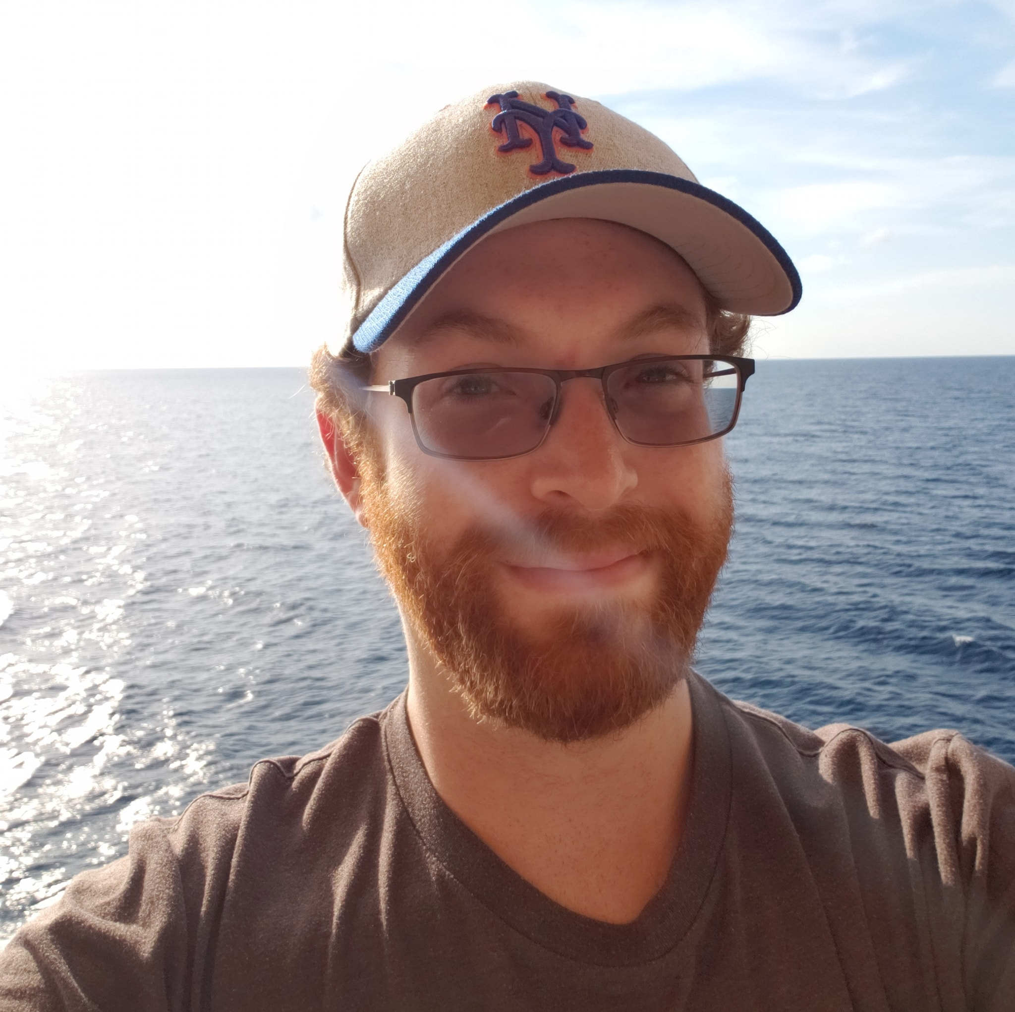 Alex Poller - audio / visual technician
