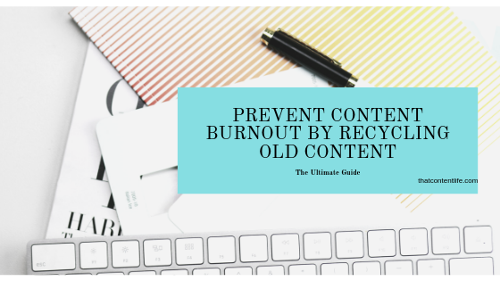 Repurposing content for your business