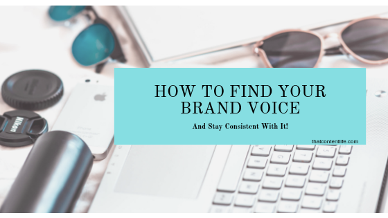 How To Find Your Brand Voice for Business