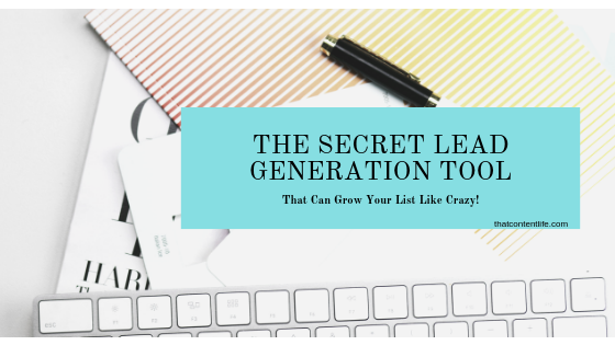 Using Quizzes to grow your email list for business