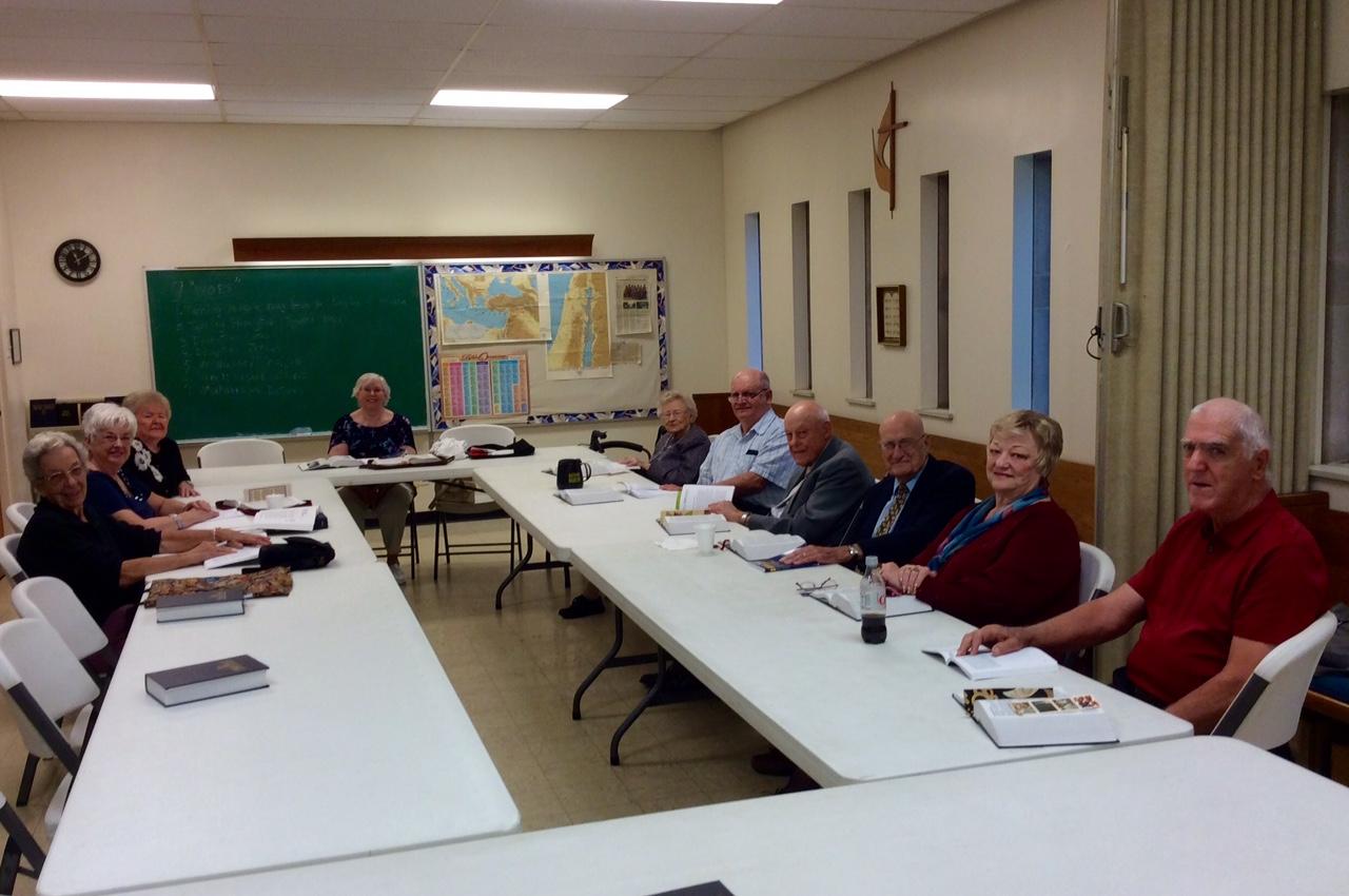 Bible Seekers Sunday School
