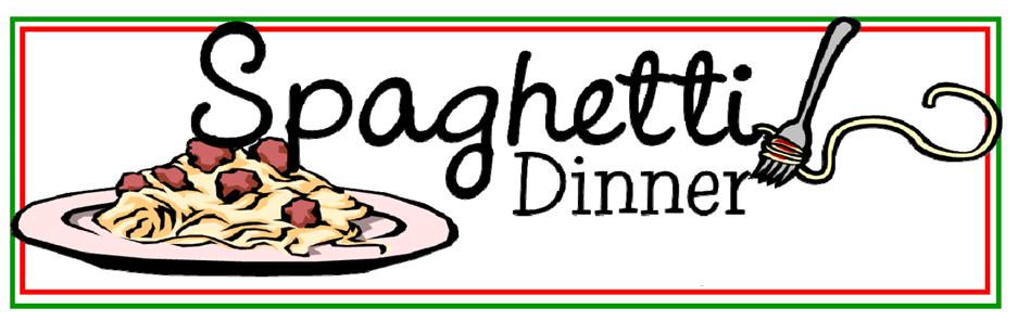 Spaghetti Dinner (All You Can Eat) — St. Marks UMC