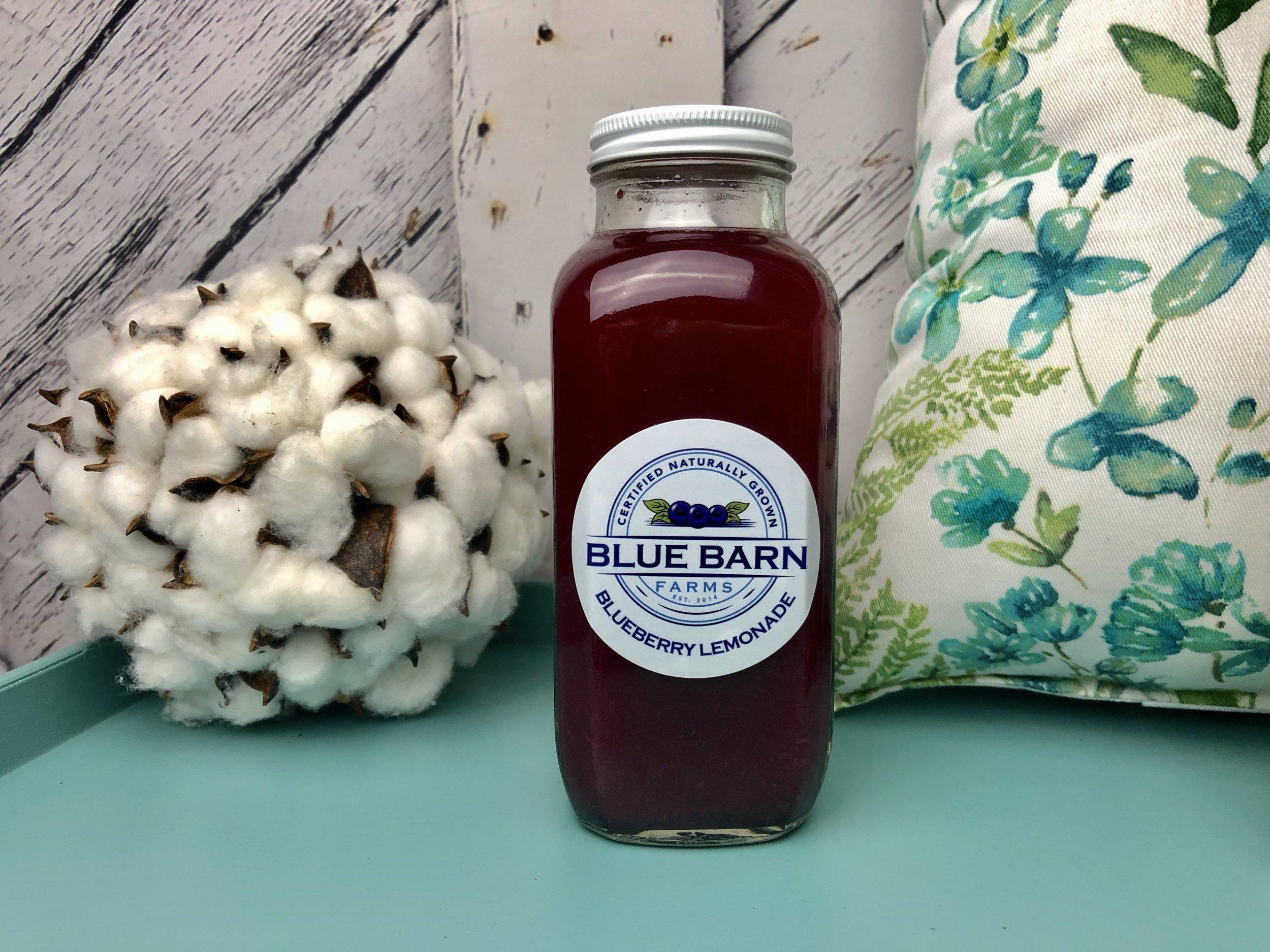 Blueberry Lemonade -