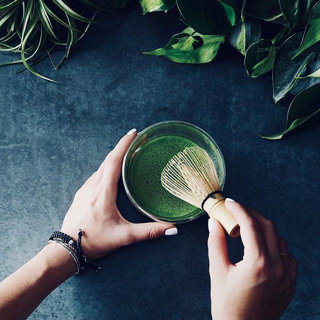 Matcha Lattes, aka Cancer-fighting, high antioxidant, fat burning super drinks being mixed up soon at #LiveandBreathe 🍵