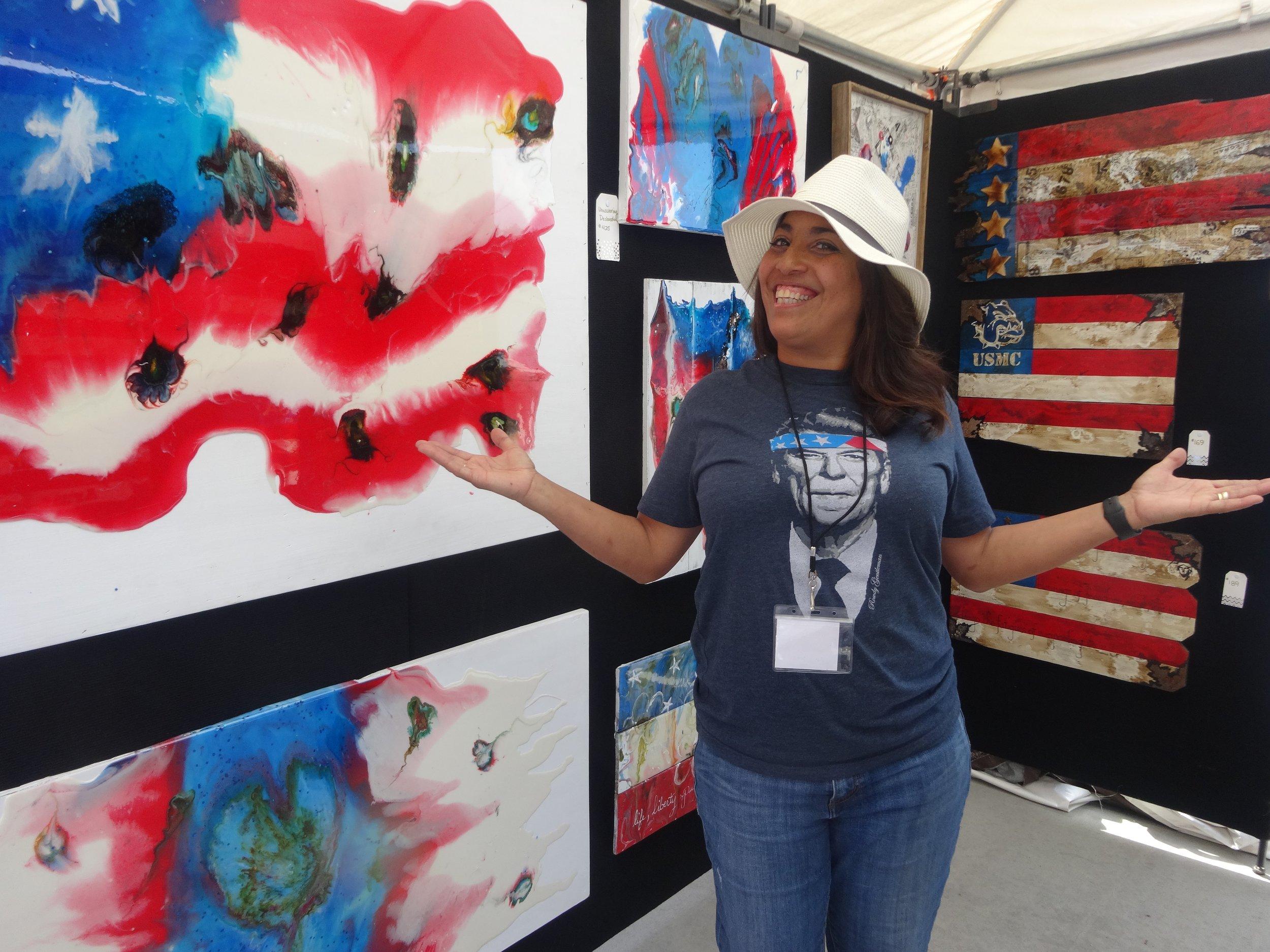 Expo Artist Ana Jones.JPG