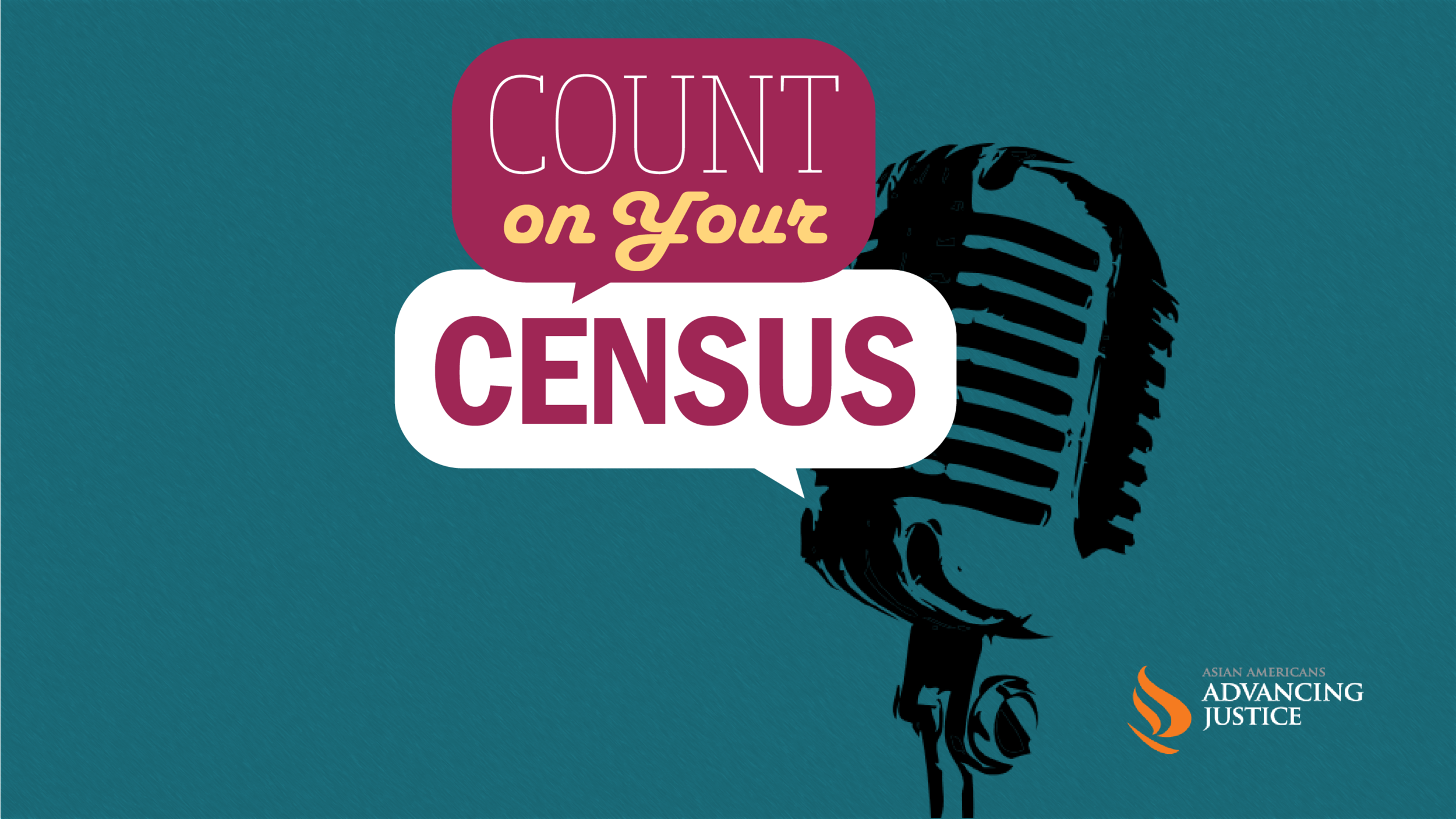 New podcast! - We created a new podcast, Count On Your Census, to help promote a robust and accurate count in the 2020 Census. Listen and subscribe here or on your favorite podcast streaming service!