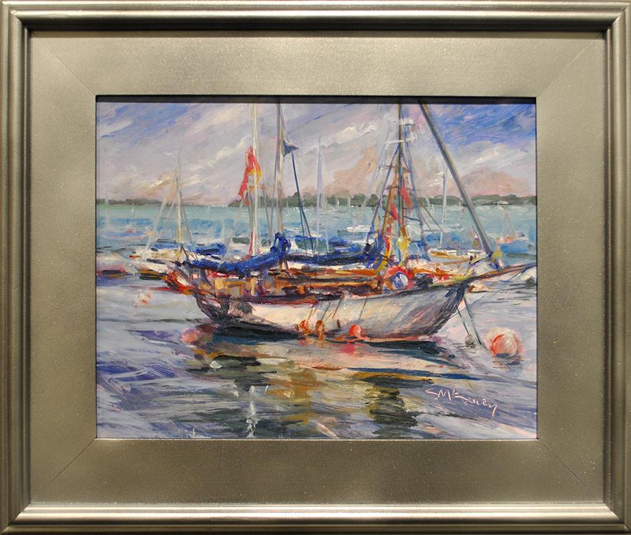Susan McLean - Keeney _ Sarasota Bay _ Oil _ Merit _ Unbound _ 2MB.jpg