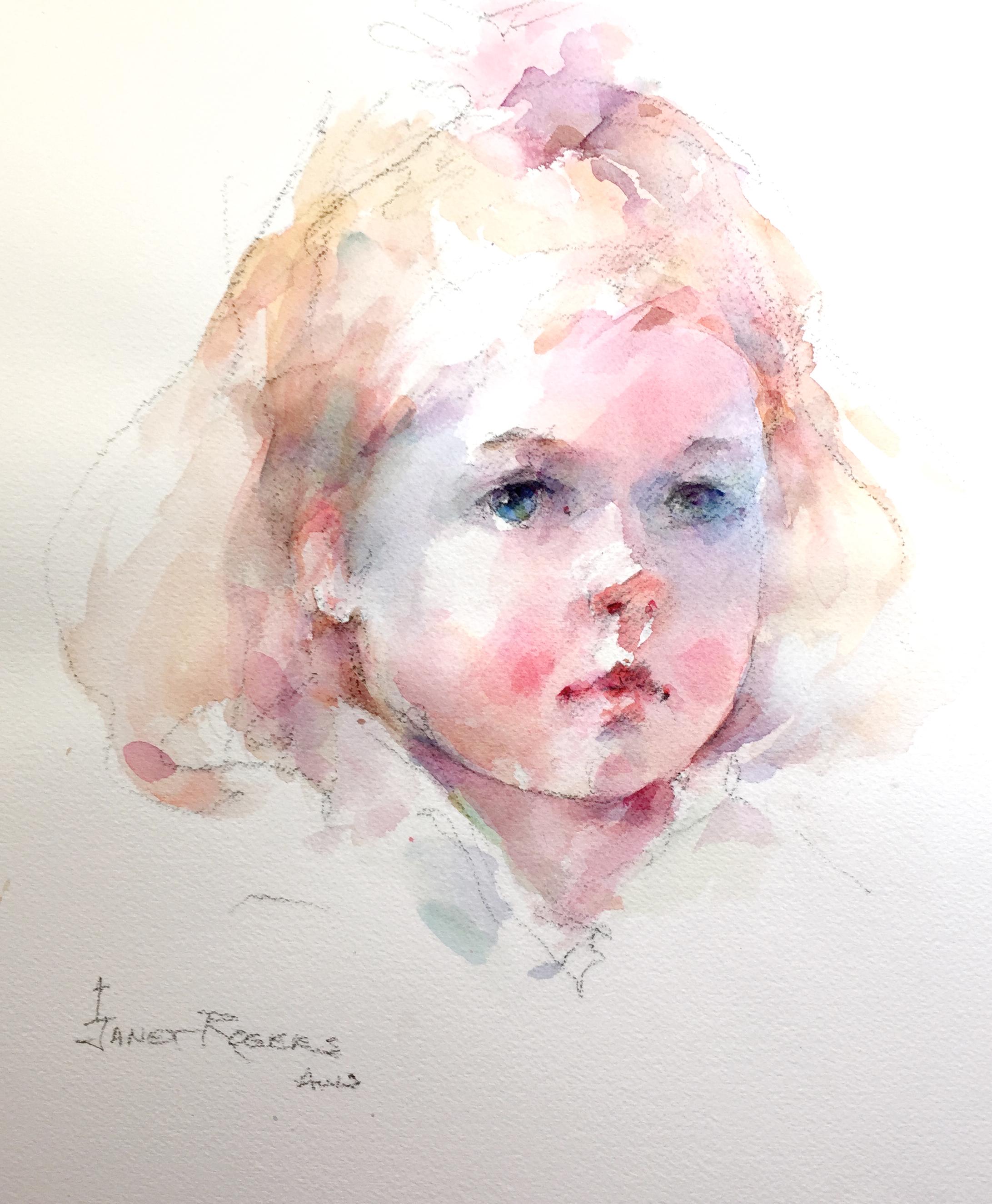 JANET ROGERS: FEBRUARY
