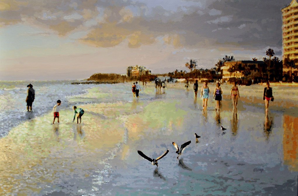 Robert Estep _ Lido Beach _ acrylic _ Natural Selection _ cYcle 6 2019 _ 2MB.jpg