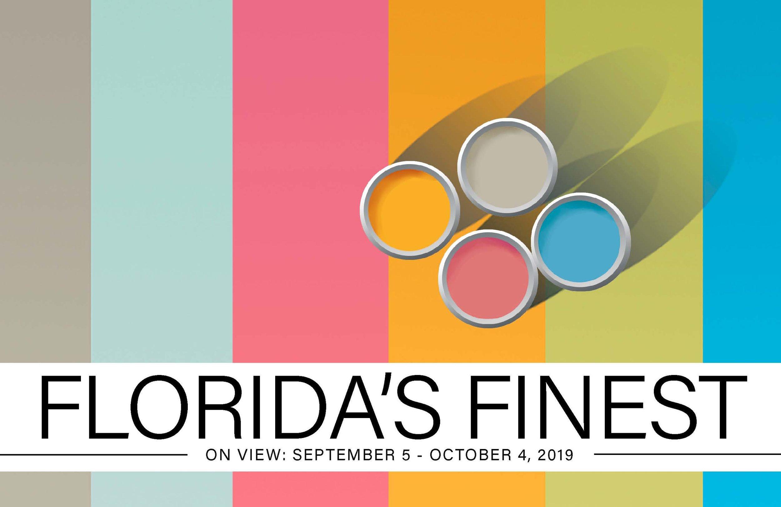 POSTCARD Florida's Finest ArtistsFront.jpg