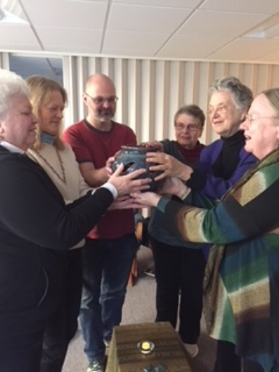 """""""As a new observer of the GPC process, I observed and felt God's healing power and presence in my first GPC retreat. My compassion muscles and heart muscles were stretched by this process…""""~Phil"""