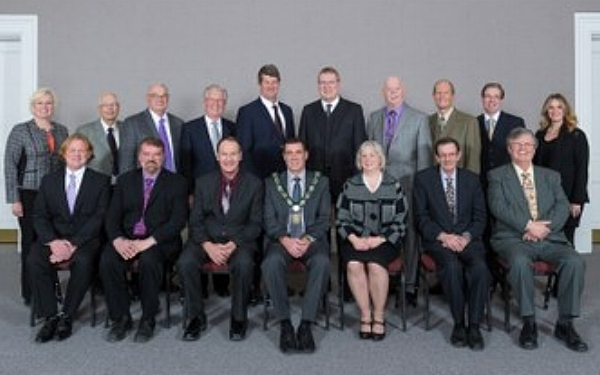 Current 16-member City of Kawartha Lakes Councillors and Mayor