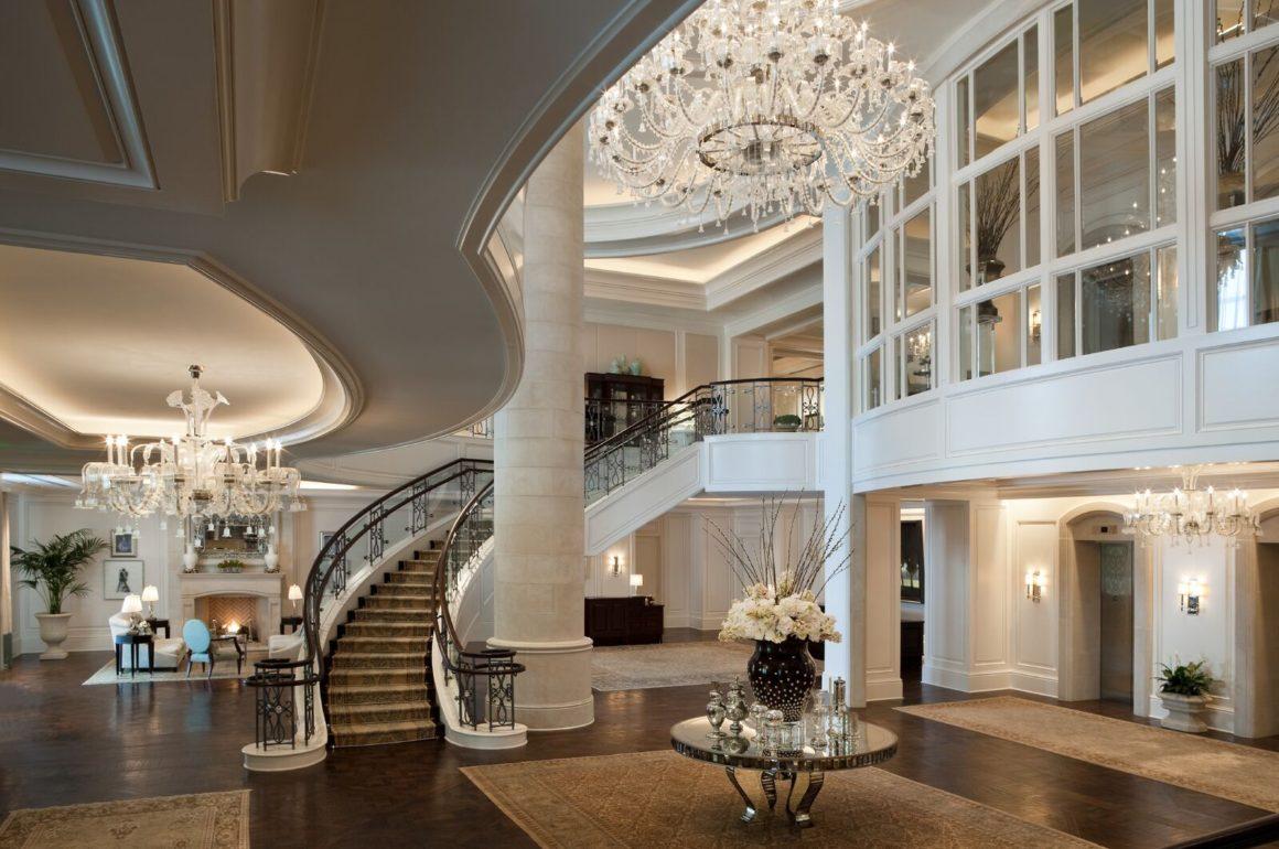 Lobby & Grand Staircase