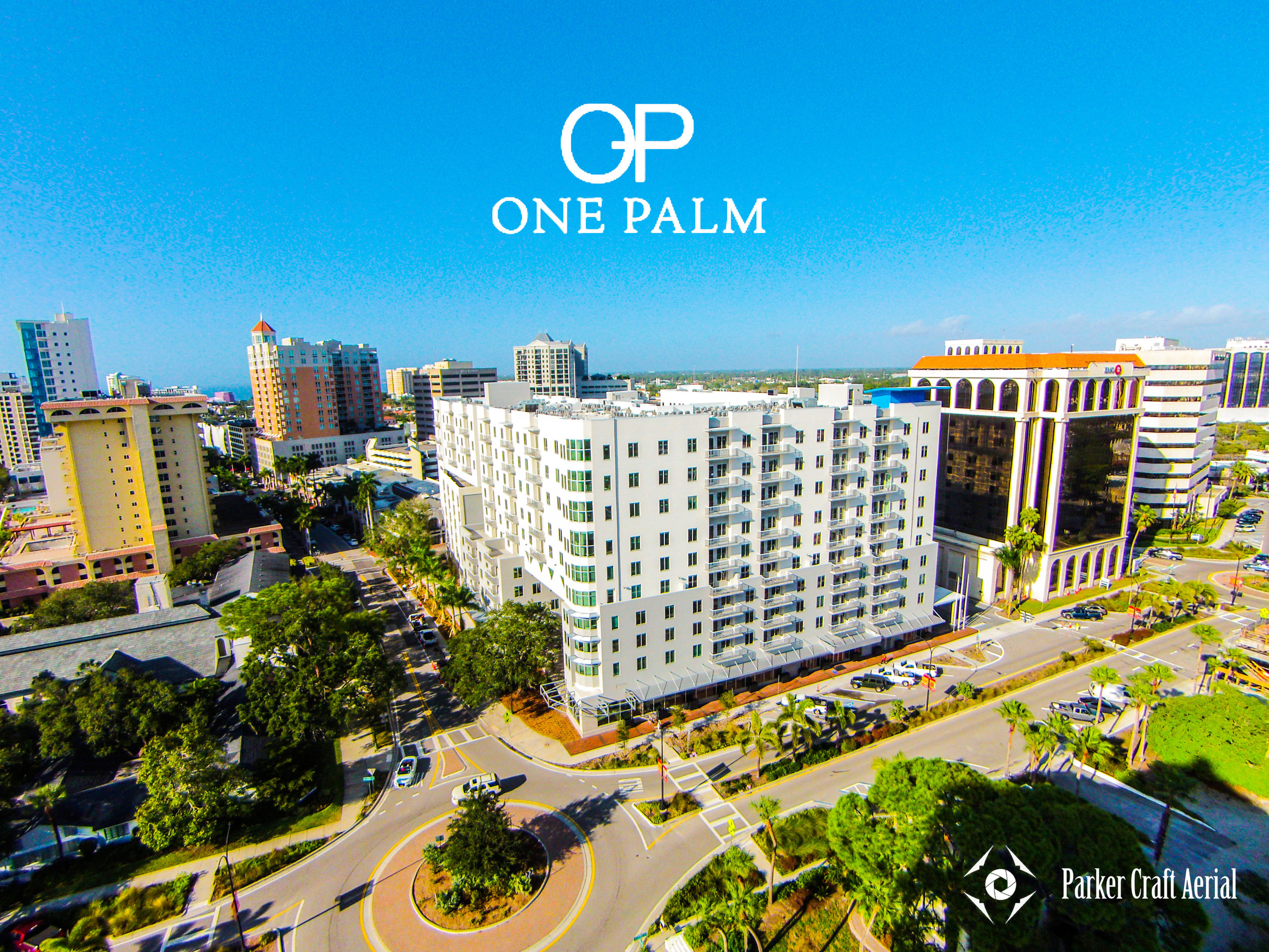 One Palm Aerial