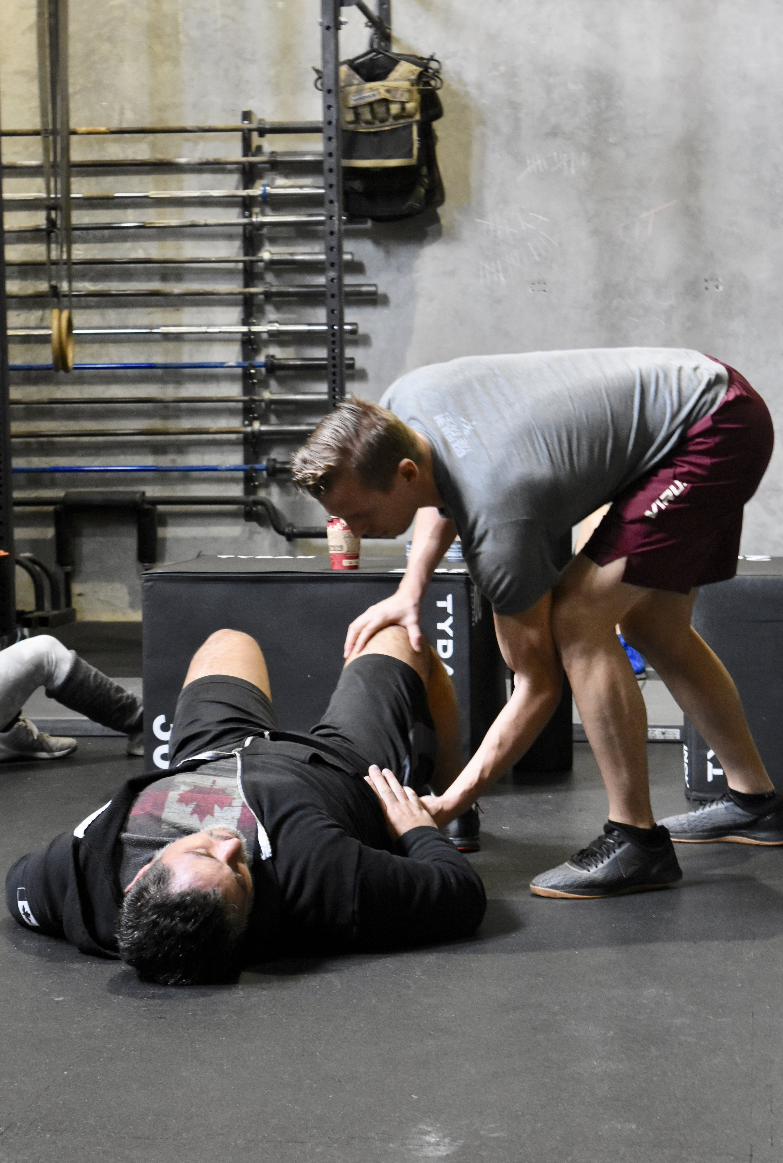 Mobility Training - Tailor-made at-home mobility program that addresses your needs: rehab from injury, improve athletic performance, decrease muscle pain, improve posture, increase range of motion and functional movement.