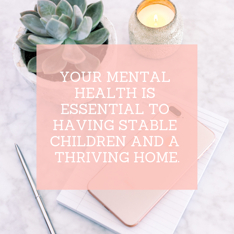 moms and mental health