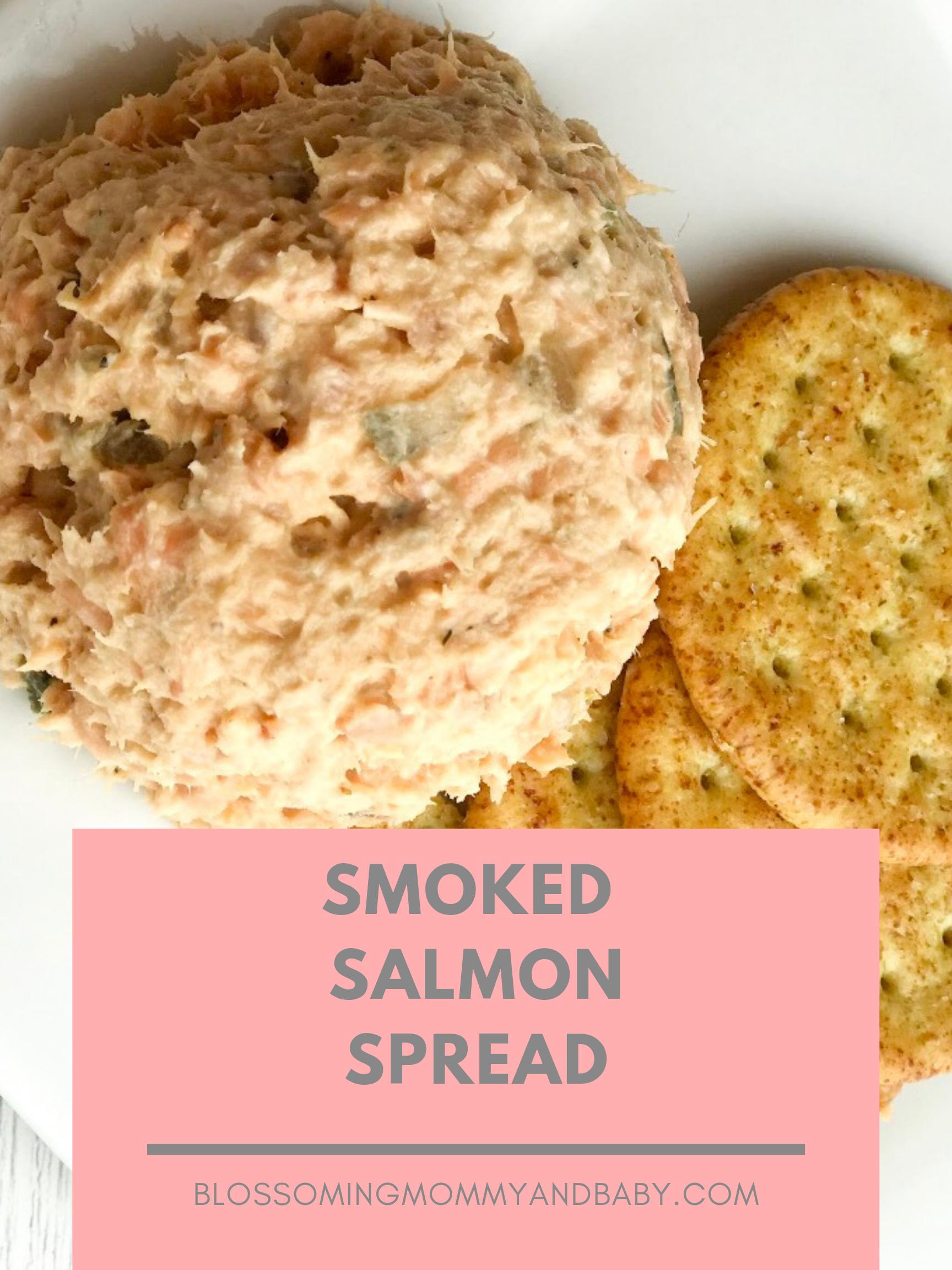 Smoked Salmon Spread