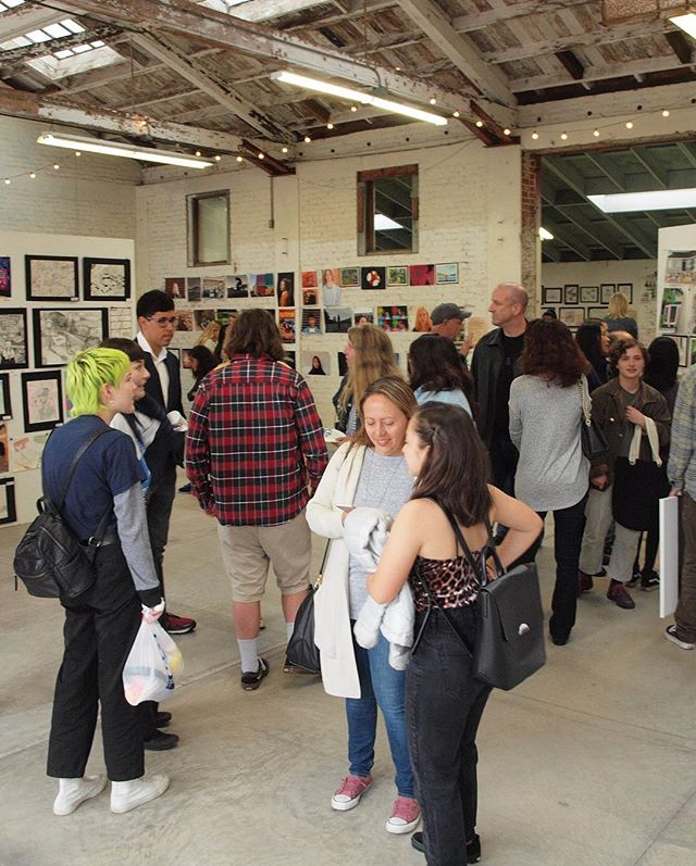 Last week was the VADA Spring Show! Thank you to everyone that came out to support our artists, check out these pictures from the show! 🎨 #vadasbhs