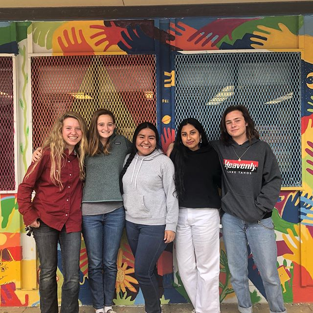 Congratulations to the 8 VADA students who have received the Distinguished Dons Award! 1/3 of the Santa Barbara High School distinguishes dons are VADA students! Congrats to Siobhan Holden, Frances Mullen, Jennifer Quito Alvarez, Jasmine Linares, and Al Williams! (not pictured: Erin Lazaro, Susanna Lofvander, and Grace Wenzel)