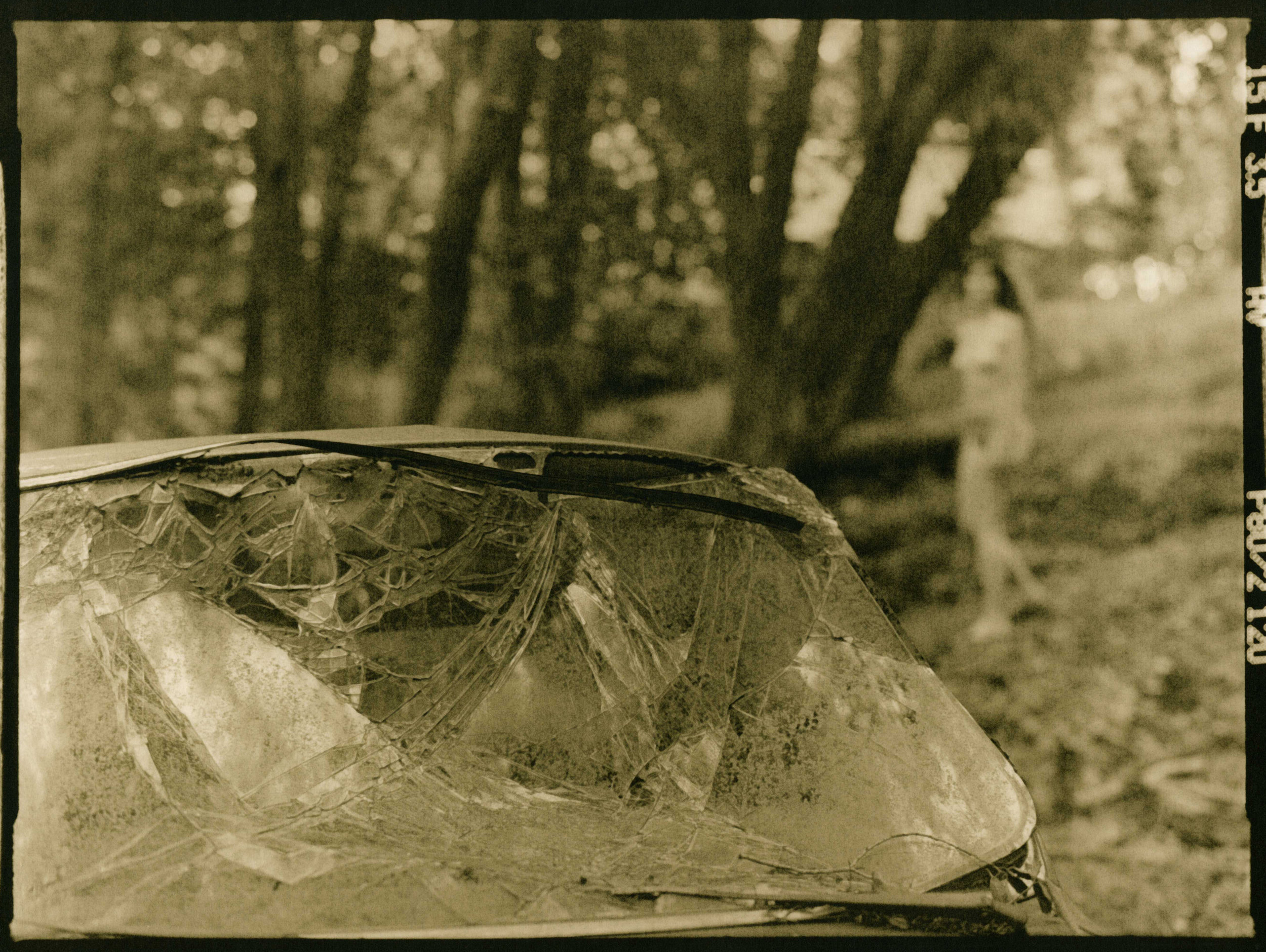 Cracked Windshield, 2010