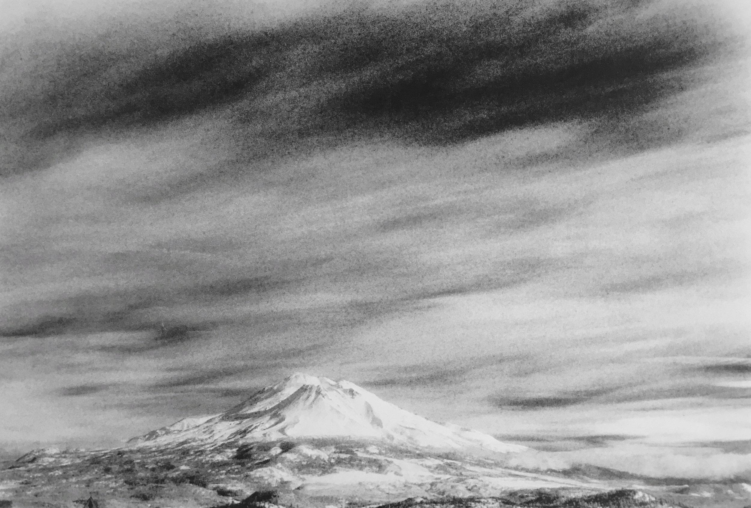 Mount Shasta, 2005