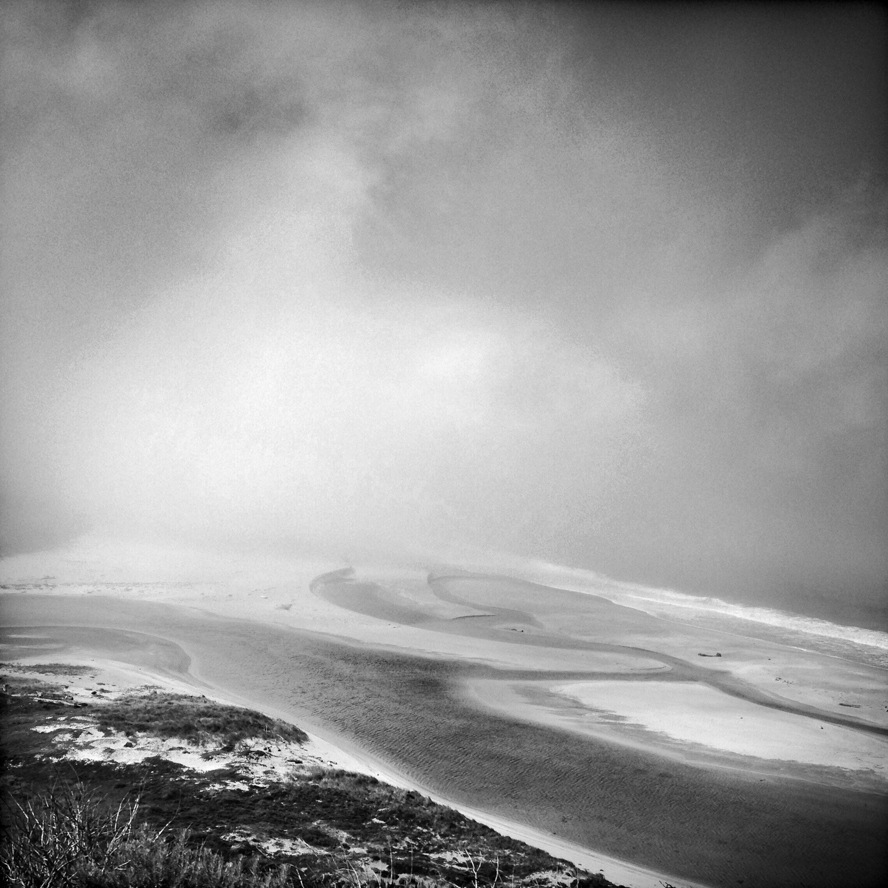 Drifting Fog, 2015