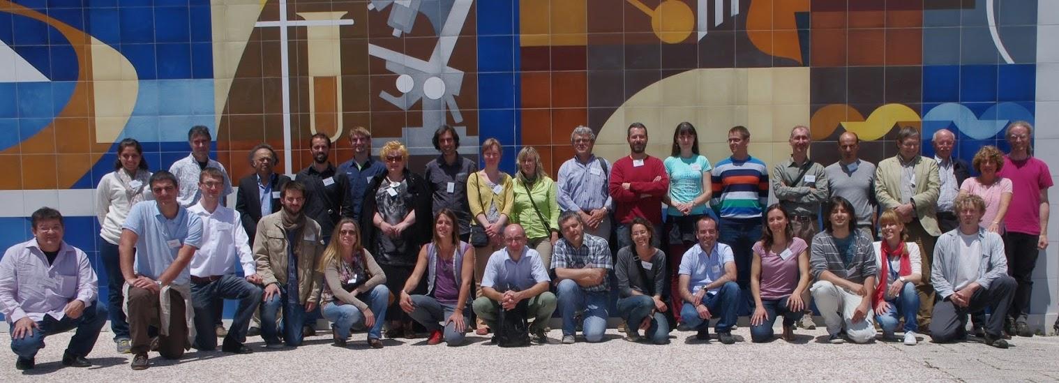 Figure 2 – People attending the Aveiro Meeting: