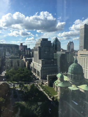 City of Montreal. Photo credit S. Xue