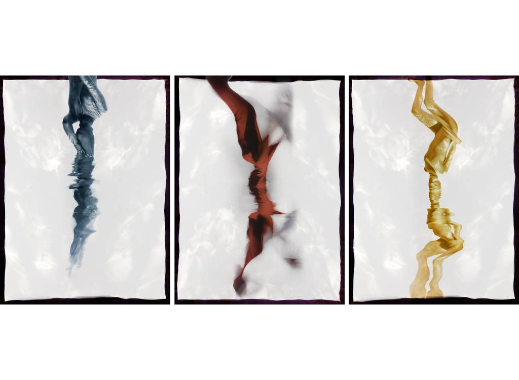 Watercolour Triptych