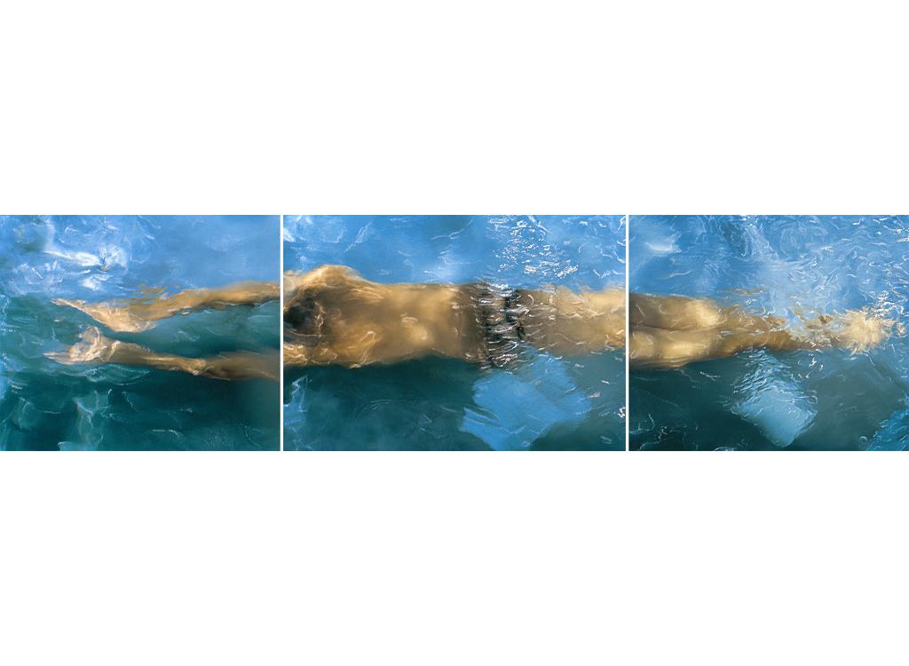 Jet Lag Triptych