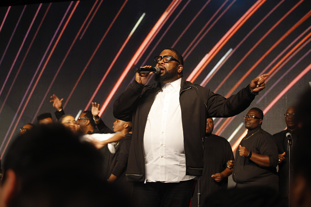 Hezekiah Walker, Grammy Award Winning Gospel Artist