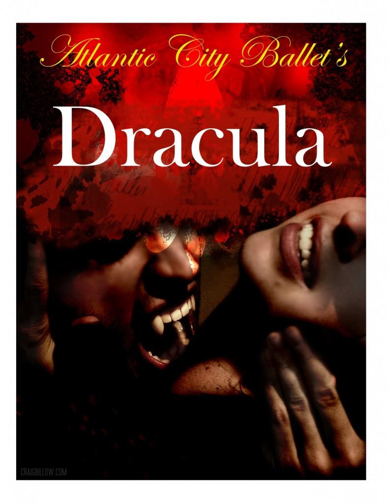 Atlantic City Ballet's Dracula